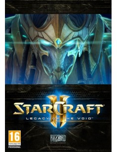 StarCraft II: Legacy of the...