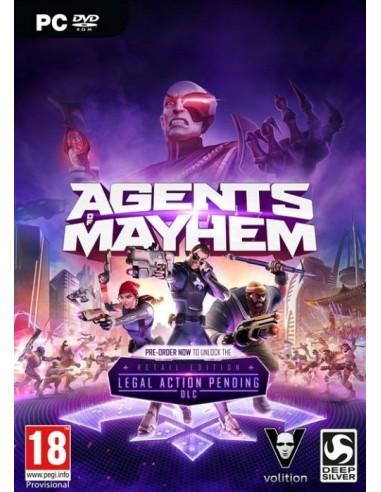 Agents of Mayhem (PC)