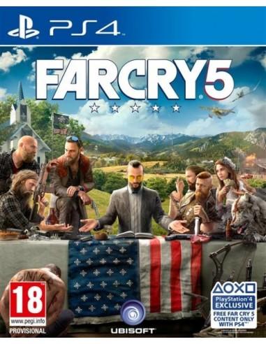 Far Cry 5 (Playstation 4)