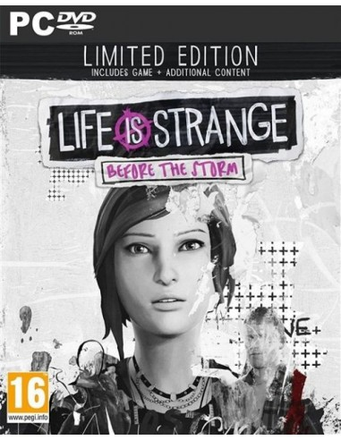 Life is Strange: Before the Storm...