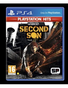 InFamous: Second Son -...