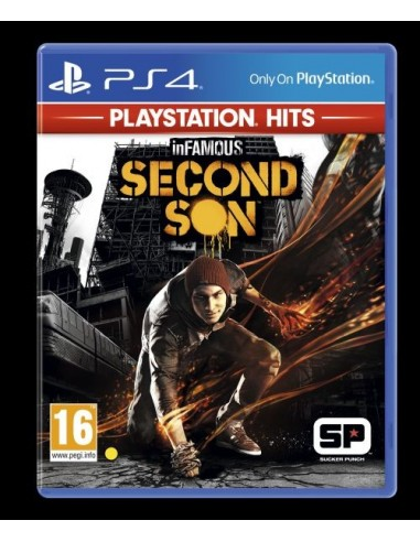 InFamous: Second Son - PlayStation...