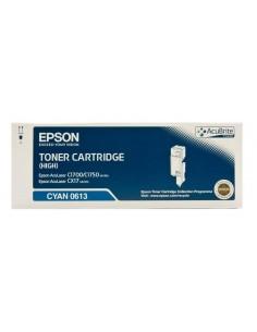 Epson toner S050613 Cyan za...