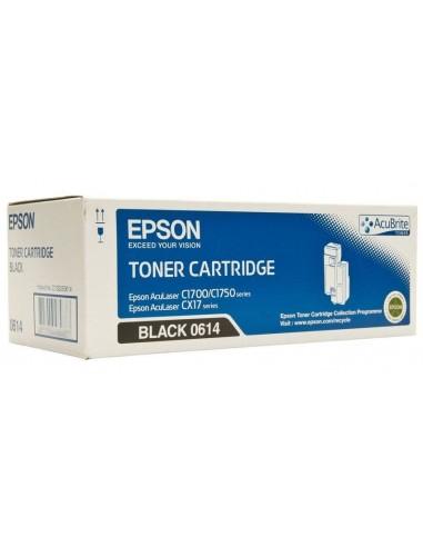 Epson toner S050614 črn za Aculaser...