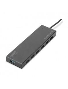 USB 3.0 Hub v 7x USB-A 3.0,...