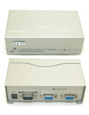 Množilnik VGA 2/1 Aten VS92A, 350MHz