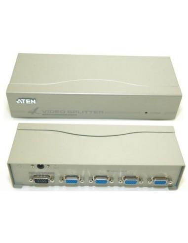 Množilnik VGA 4/1 Aten VS94A, 350MHz