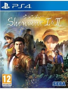 Shenmue I & II (PlayStation 4)