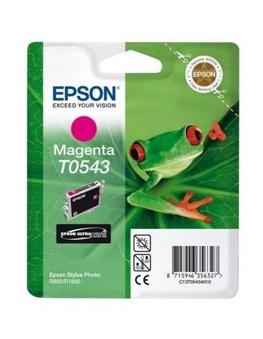 Epson kartuša T0543 Magenta za R800...