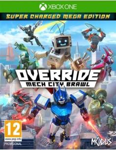 Override: Mech City Brawl -...