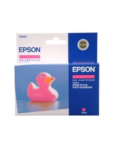 Epson kartuša T0553 Magenta za Stylus...