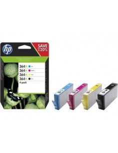 HP komplet kartuš 364XL...