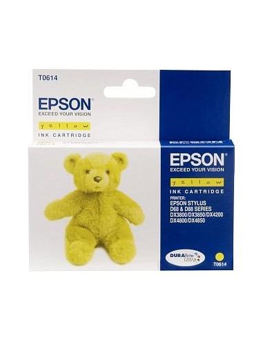 Epson kartuša T0614 Yellow za Stylus...