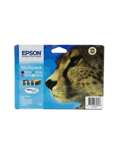 Epson komplet kartuš T0715 za Stylus...