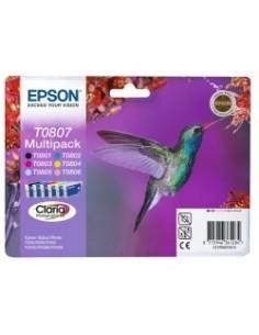 Epson komplet kartuš T0807...