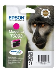 Epson kartuša T0893 Magenta...