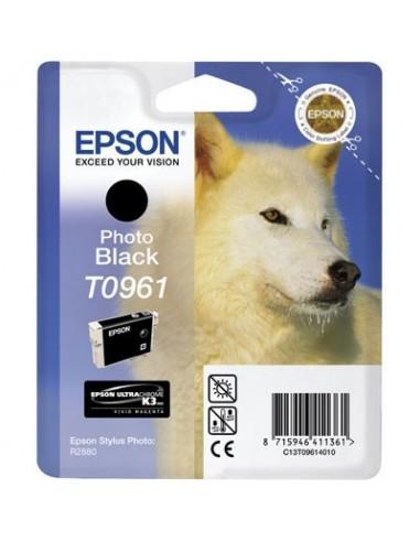 Epson kartuša T0961 črna za R2880...