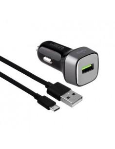 USB polnilec za avto Puro...