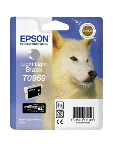 Epson kartuša T0969 Light-Light-črna...