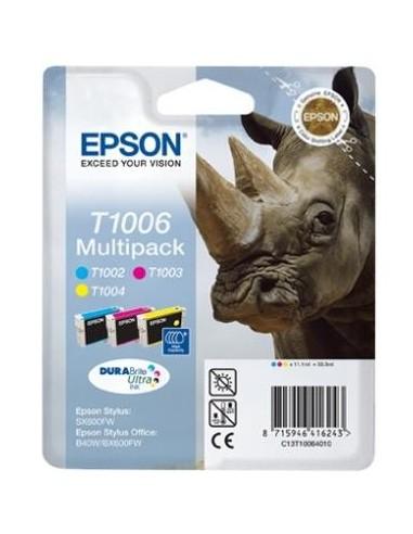 Epson komplet kartuš T1006 C+M+Y za...