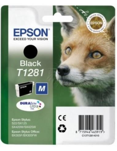 Epson kartuša T1281 črna za Stylus...
