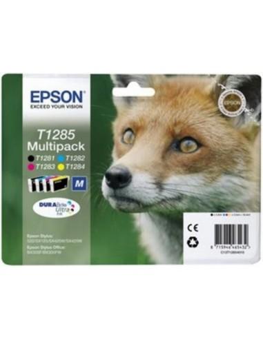 Epson komplet kartuš T1285 Bk+C+M+Y...