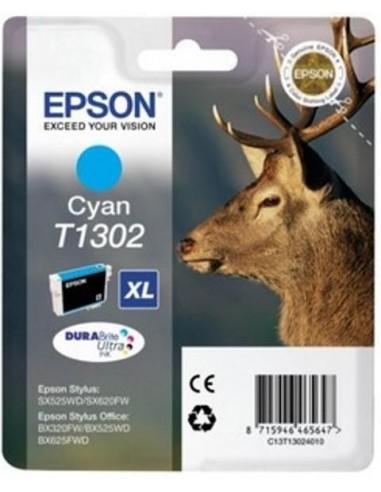 Epson kartuša T1302 Cyan za Stylus...