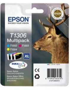 Epson komplet kartuš T1306...
