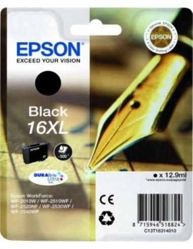 Epson kartuša 16XL črna za WorkForce...