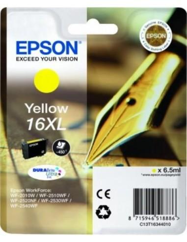 Epson kartuša 16XL Yellow za...