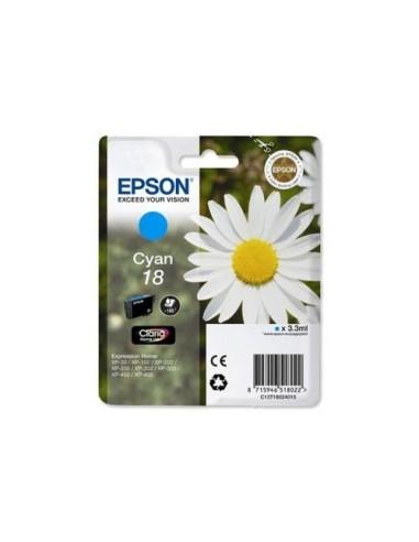 Epson kartuša T1802 Cyan za...
