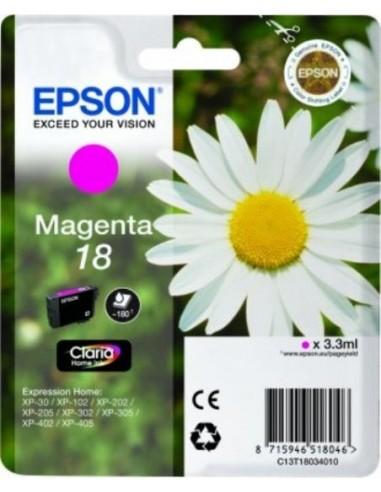 Epson kartuša T1803 Magenta za...