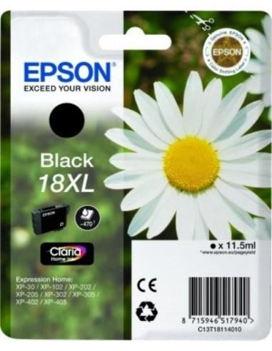 Epson kartuša T1811 XL črna za...