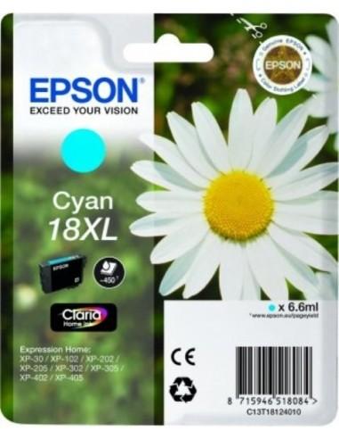 Epson kartuša T1812 XL Cyan za...