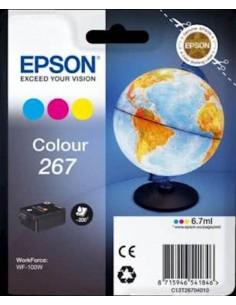 Epson barvna kartuša 267 za...
