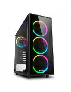 Ohišje Sharkoon TG4 RGB,...