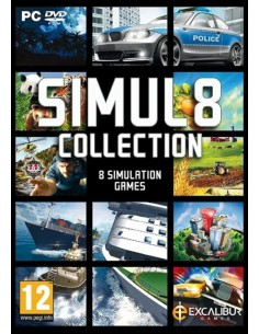 SIMUL8 COLLECTION (PC)