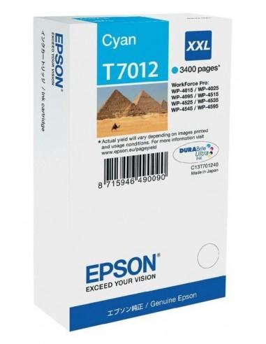 Epson kartuša T7012 XXL Cyan za...