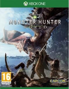 Monster Hunter World (xbox...