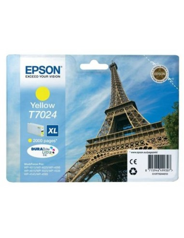 Epson kartuša T7024 XL Yellow za...