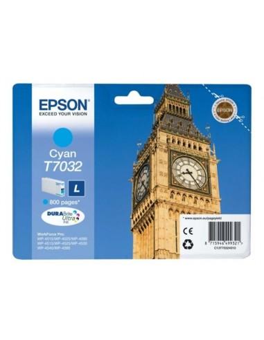 Epson kartuša T7032 Large Cyan za...