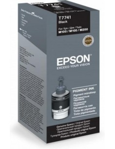 Epson črnilo T7741 črno za...