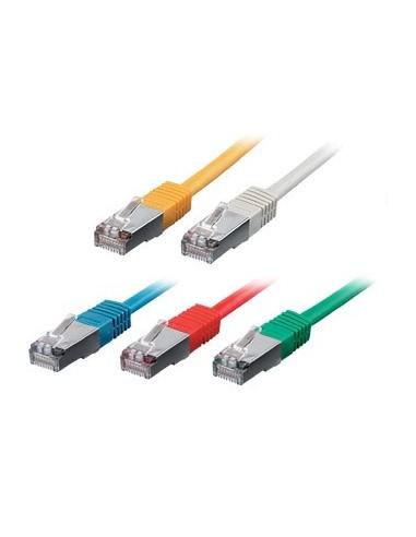 FTP priključni kabel C5e RJ45 1m