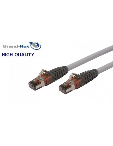 FTP priključni kabel C6a RJ45 1m...