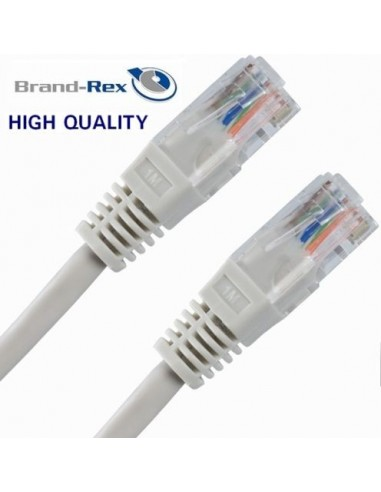 UTP priključni kabel C5e RJ45 5m...