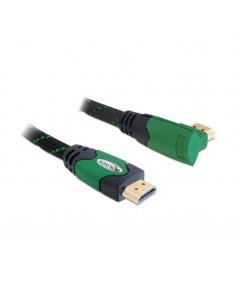 Kabel HDMI M/M 1m Delock...