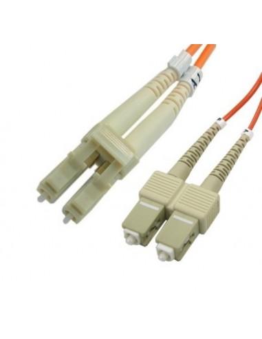 Optični priključni kabel LC-SC SM 1m...