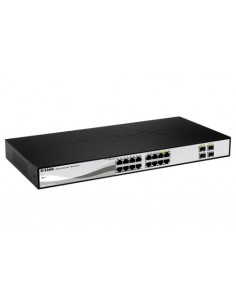 Switch D-Link DGS-1210-16,...