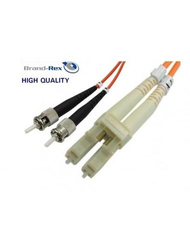 Optični priključni kabel LC-ST SM 1m...