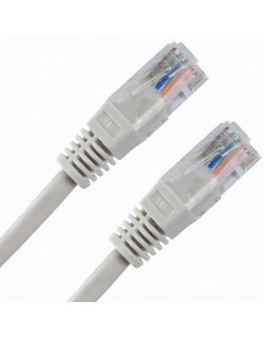 UTP priključni kabel C6 RJ45 0,5m